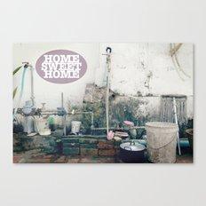 HOME SWEET HOME SERIES Canvas Print