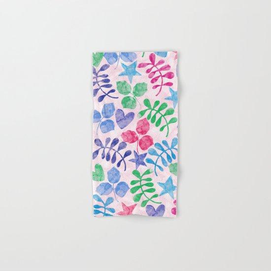 Lovely Pattern II Hand & Bath Towel