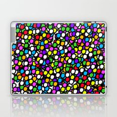 Bubble GUM Colorful Balls Laptop & iPad Skin