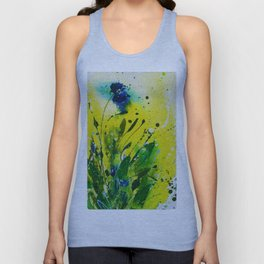 Edgefield Glow No.1 by Kathy Morton Stanion Unisex Tank Top