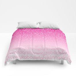 ABC 01 Comforters
