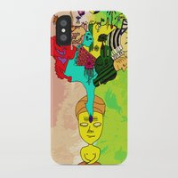 chakra iPhone & iPod Cases featuring Chakra by Omnii