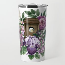 Garden Home Travel Mug