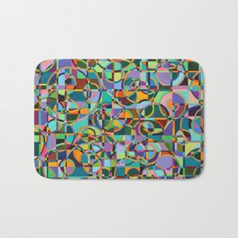 Emergence Refraction Bath Mat