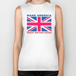 Make America Great! Biker Tank
