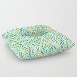 Happy Summer Brunch Floor Pillow