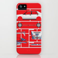 Lancia Delta History Model Kit in the WRC Slim Case iPhone (5, 5s)
