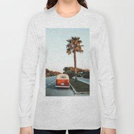 Summer Road Trip Long Sleeve T-shirt