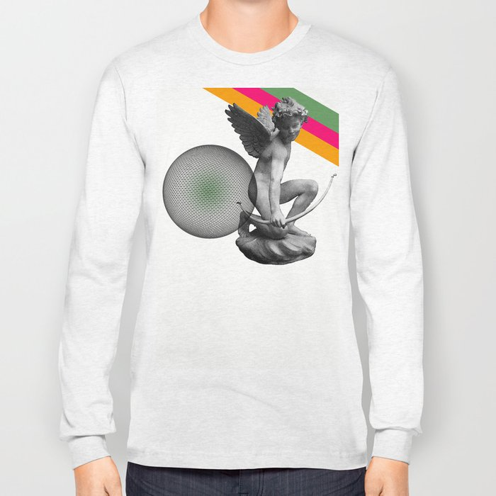 LOVE in a sphere Long Sleeve T-shirt