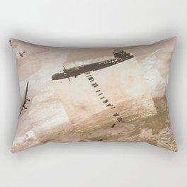 Study for Curvature  Rectangular Pillow