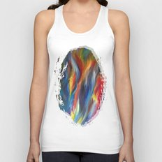 Abstract Painting Unisex Tank Top