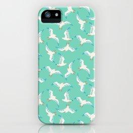 Seagull Sky iPhone Case