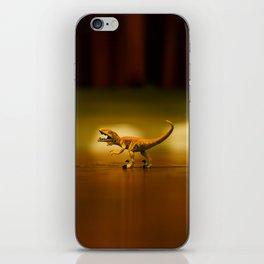 Jurassic Park Raptor  iPhone Skin