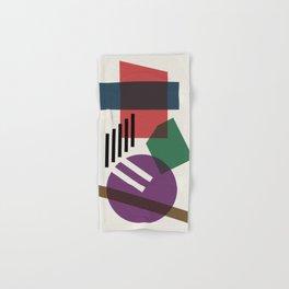 Abstract No.3 Hand & Bath Towel