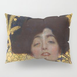 Gustav Klimt - Judith and the Head of Holofernes Pillow Sham