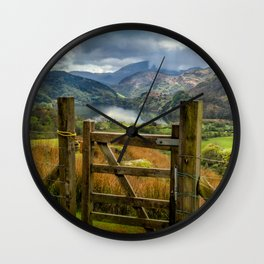 Valley Gate Wall Clock