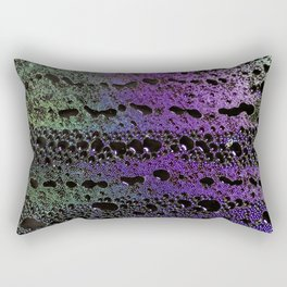 Psychedelic condensation Rectangular Pillow