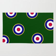 RAF Insignia Rug