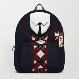Umbrella Academy Uniform Blazer Backpack