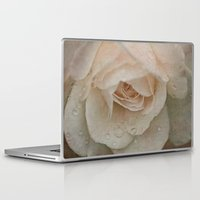 poem Laptop & iPad Skins featuring love poem by lucyliu
