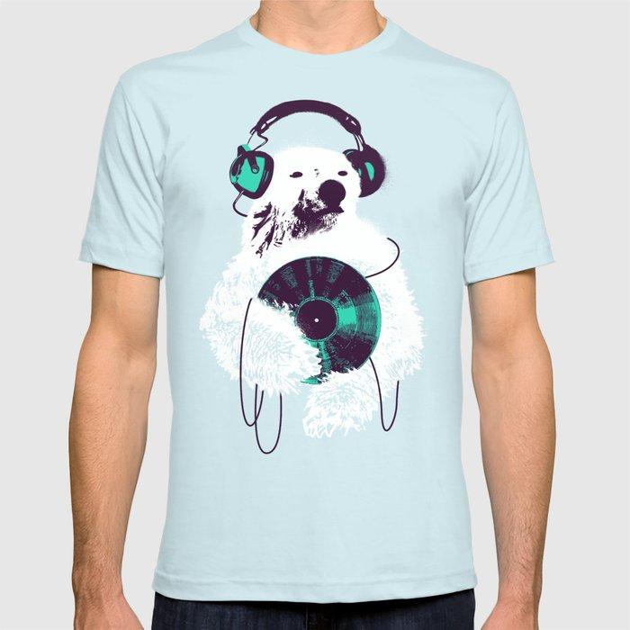 Record Bear T-shirt