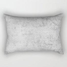 concrete wall vintage grey background,  wall texture * Rectangular Pillow