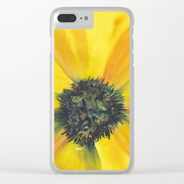 Sun Shiny Day Clear iPhone Case