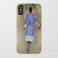 russia iPhone & iPod Cases featuring Russia by Dany Delarbre