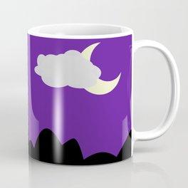 Night Landscape Coffee Mug