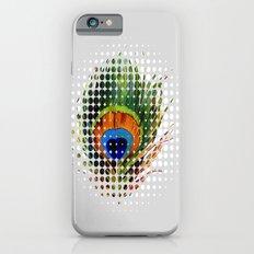 PEEKING PEACOCK iPhone 6s Slim Case