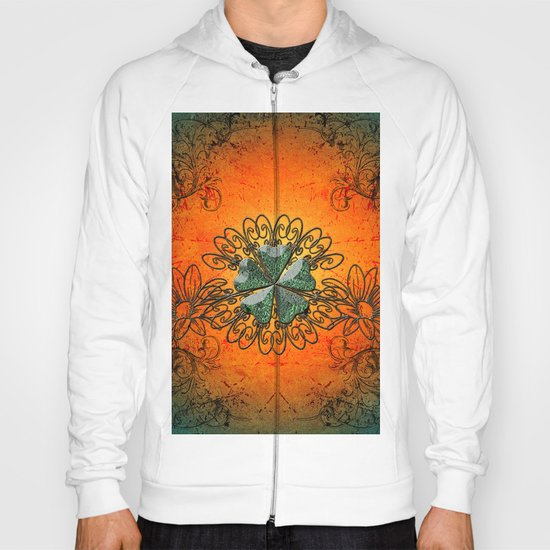 Decorative design Hoody