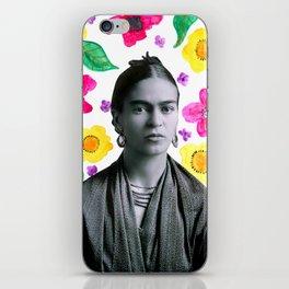 Queen Frida iPhone Skin