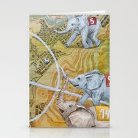 football Stationery Cards featuring Football by Ruta13
