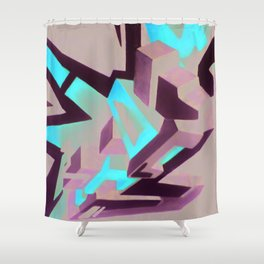 DIAMOND Shower Curtain