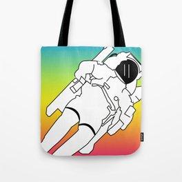 Pansexual Space Explorer Tote Bag