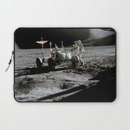 Apollo 15 - Moonwalk 1971 Laptop Sleeve