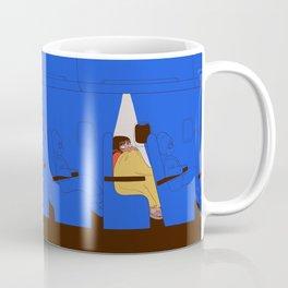Fear of flying (4) Coffee Mug