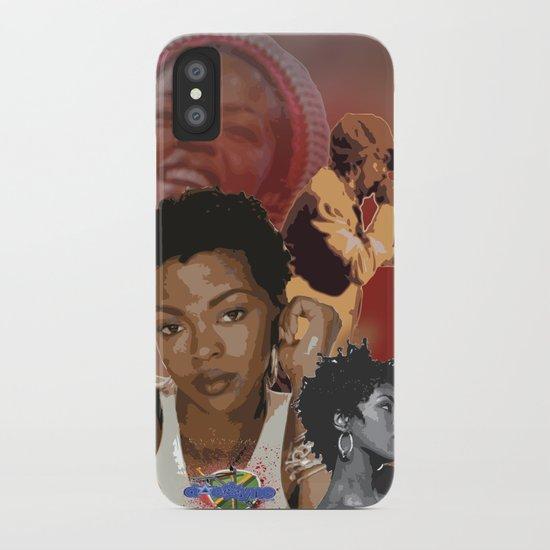 L_BOOGIE iPhone Case
