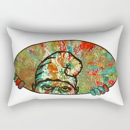 JAMMYYY Rectangular Pillow