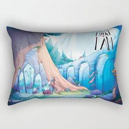 Land of I AM Rectangular Pillow