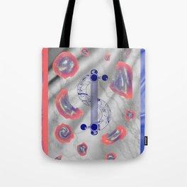 """S"" of DREAMS Tote Bag"