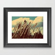 WELLNESS Framed Art Print