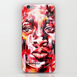 COLLECTIVE MASTERPIECE iPhone Skin