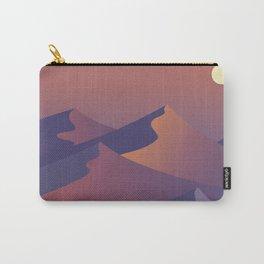 sunset dunes digital art Carry-All Pouch