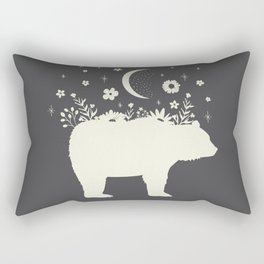 Medicine Bear Rectangular Pillow