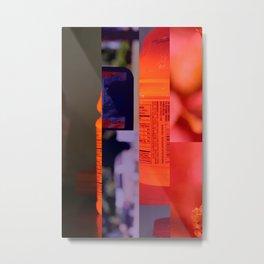 crash_ 19 Metal Print