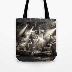 Anna and The Barbies Music Band Gig  Tote Bag
