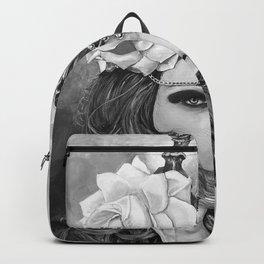 Horn Girl Backpack