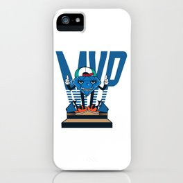 MVP - Wear This T-shirt For Sports Or Just For Fun And Show Everyone Who Is The Best Design iPhone Case