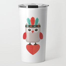 HIPSTER OWLET Travel Mug